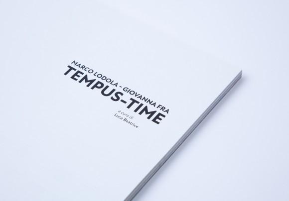 Tempus-Time catalogue design for Skira