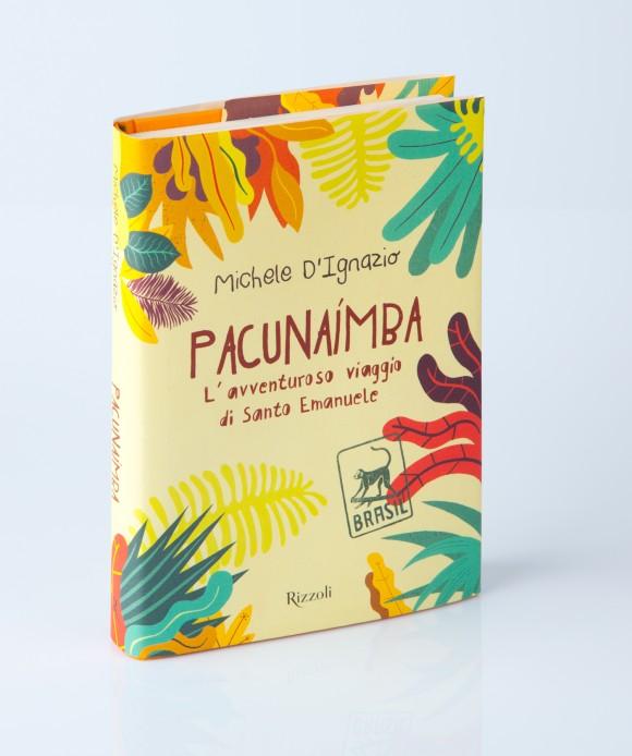 Pacunaímba – L'avventuroso viaggio di Santo Emanuele